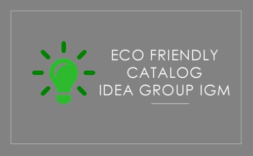 Idea Group IGM - EcoFriendly