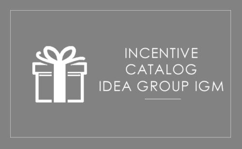 Idea Group IGM - Incentive