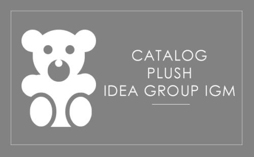 Idea Group IGM - Plush toy