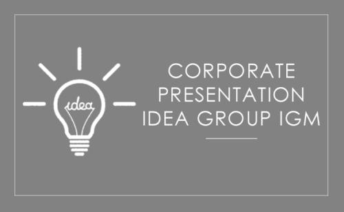 Idea Group IGM - Corporate